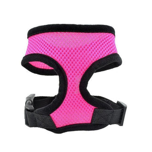 Foxsmarts Dog Harness Pink / L CUDDLE™ Breathable Dog Harness