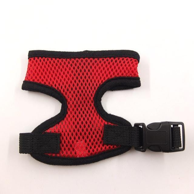 Foxsmarts Dog Harness Red / L CUDDLE™ Breathable Dog Harness