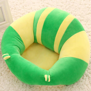 Foxsmarts Green/Yellow Embrace™ Baby Support Seat
