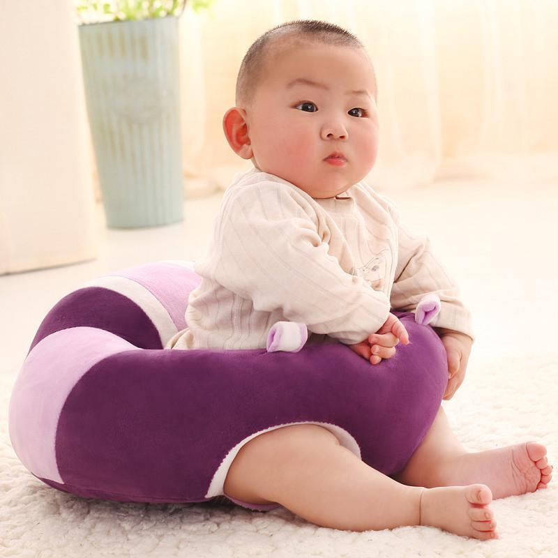 Foxsmarts Purple Embrace™ Baby Support Seat