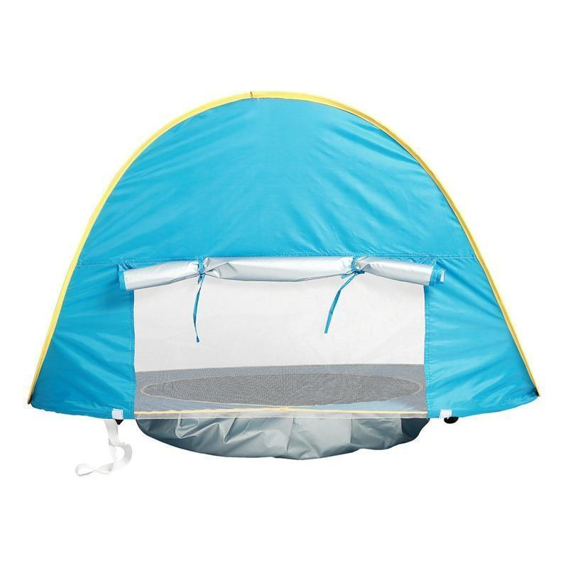 Global Toy Wholesaler Store Toy Tents Blue Baby Beach Tent Swimming Pool
