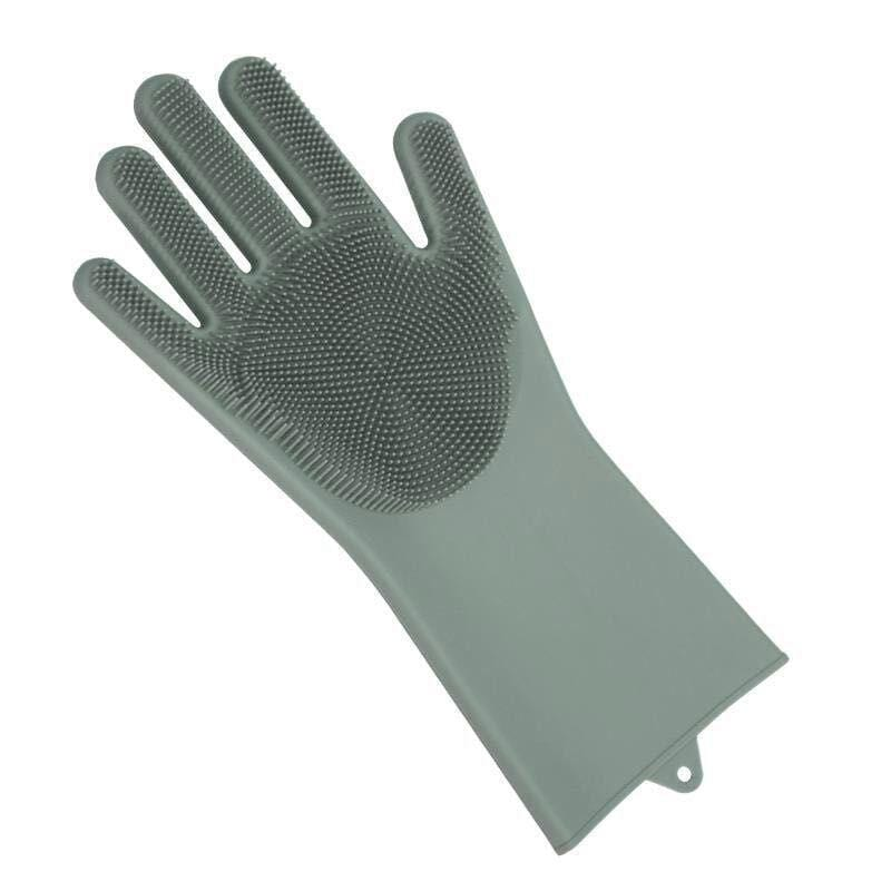 Koohoo Kitchen Store Household Gloves Grey Pair / M ( 21 X 14.5CM ) MAGIX™ Universal Cleaning Gloves
