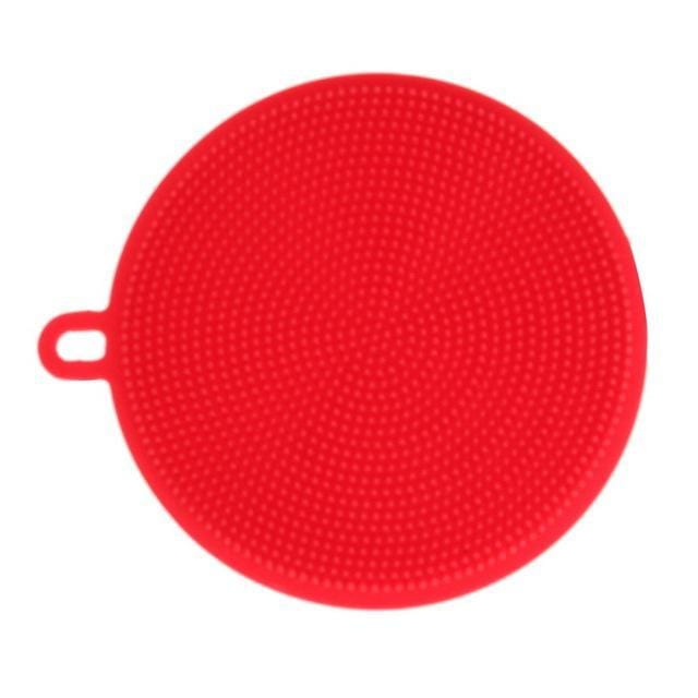 Ordernow Store Cleaning Brushes Round red / 1 pc - $9.95 PROCLEAN™ Magic Sponge