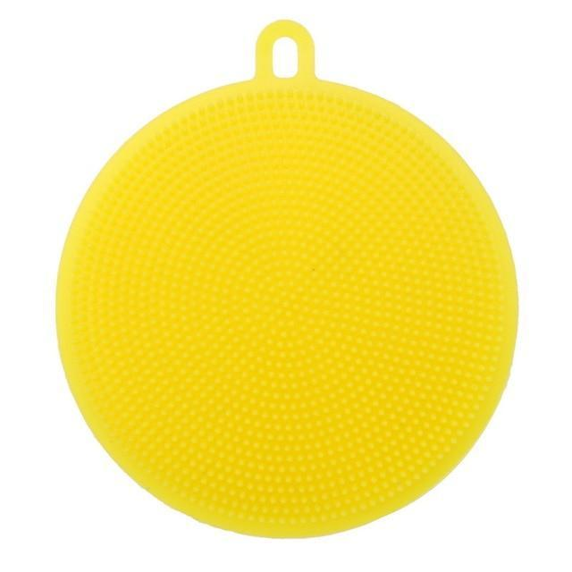 Ordernow Store Cleaning Brushes Round Yellow / 1 pc - $9.95 PROCLEAN™ Magic Sponge