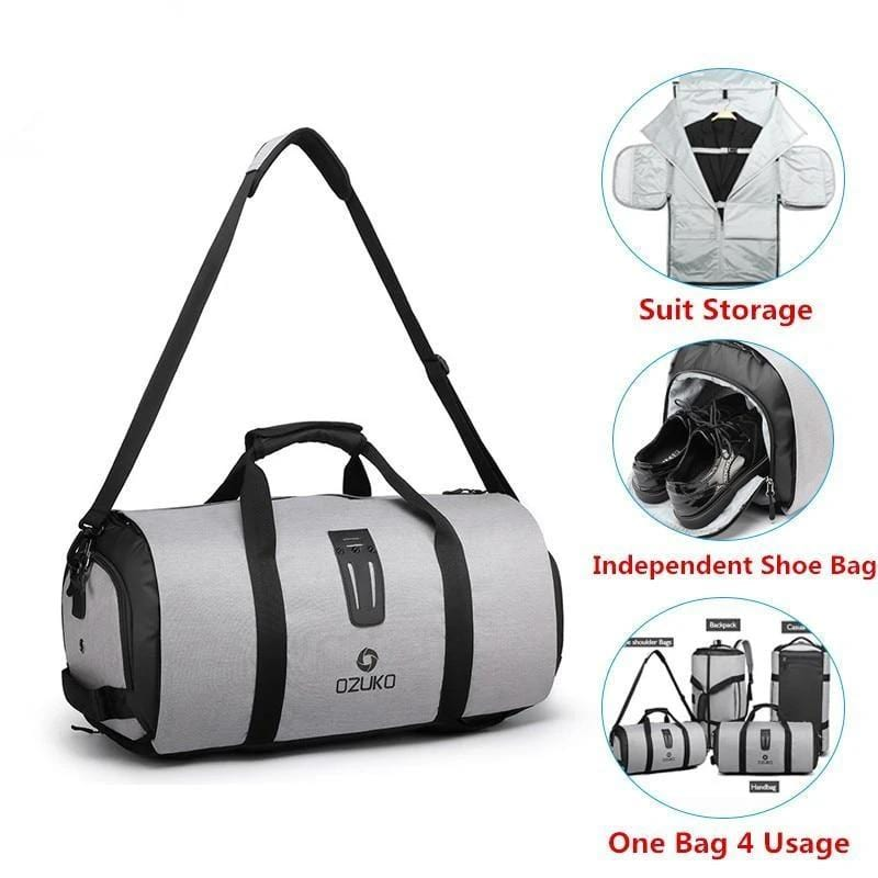 OZUKO Store Travel Bags Ultimate Business Travel Bag