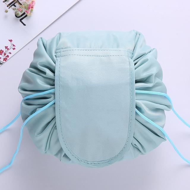 SL Drop Shipping Store Cosmetic Bags & Cases Blue MAGIC™ Drawstring Travel Makeup Bag