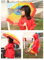 Vilead Official Store Raincoats Yellow / S DINO Rain Coat For Kids
