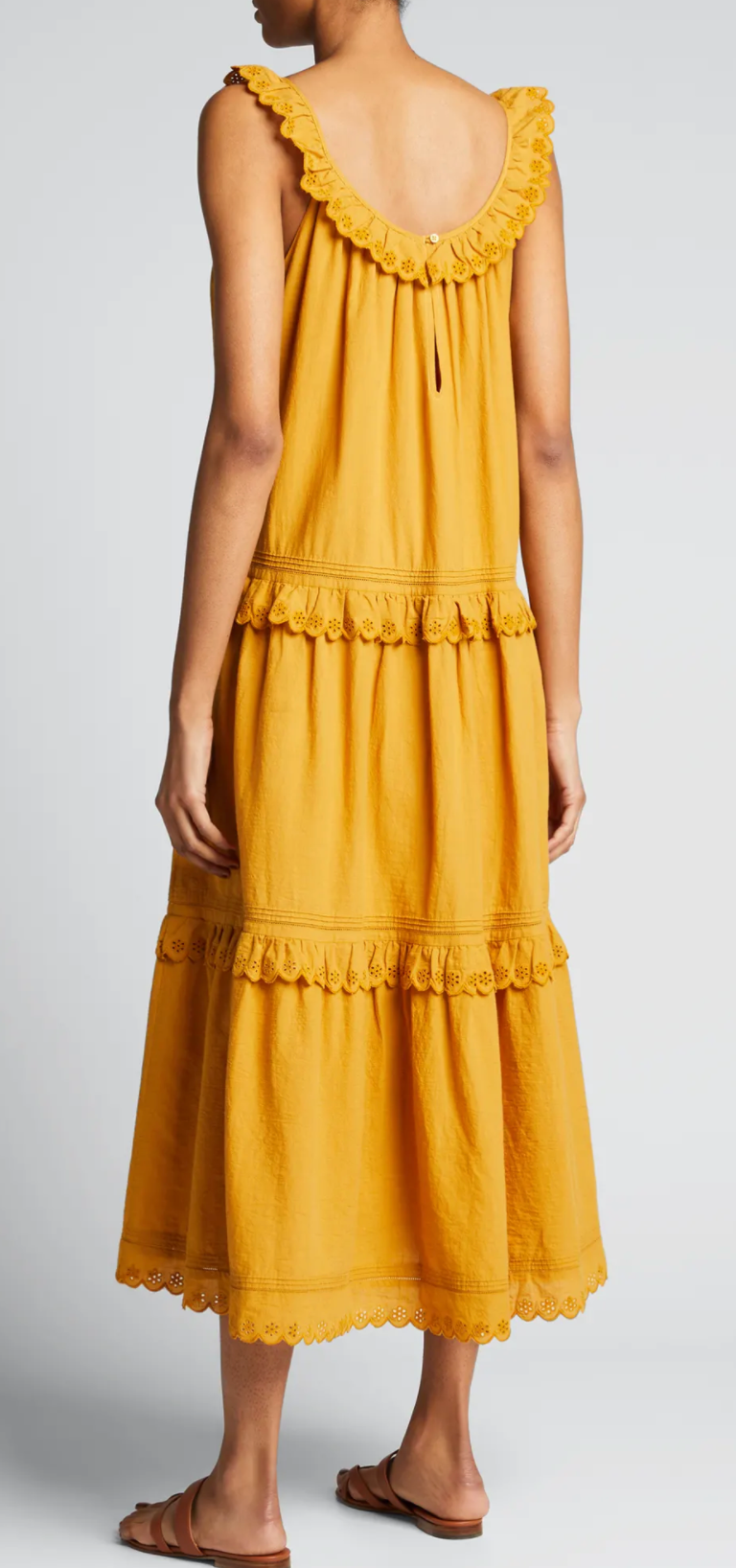 The Eyelet Magnolia Dress