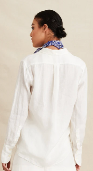 Alex Mill Standard Button Down - White Linen