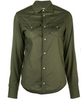 A Shirt Thing Gerard Top - Olive