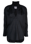 A Shirt Thing Penelope Top - Black