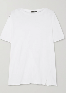 Slim Fit Classic Tee - White
