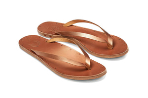 Beek Seabird Sandals - Rose Gold