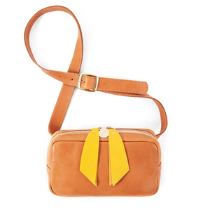 Clare Vivier Le Belt Bag - Natural Rustic