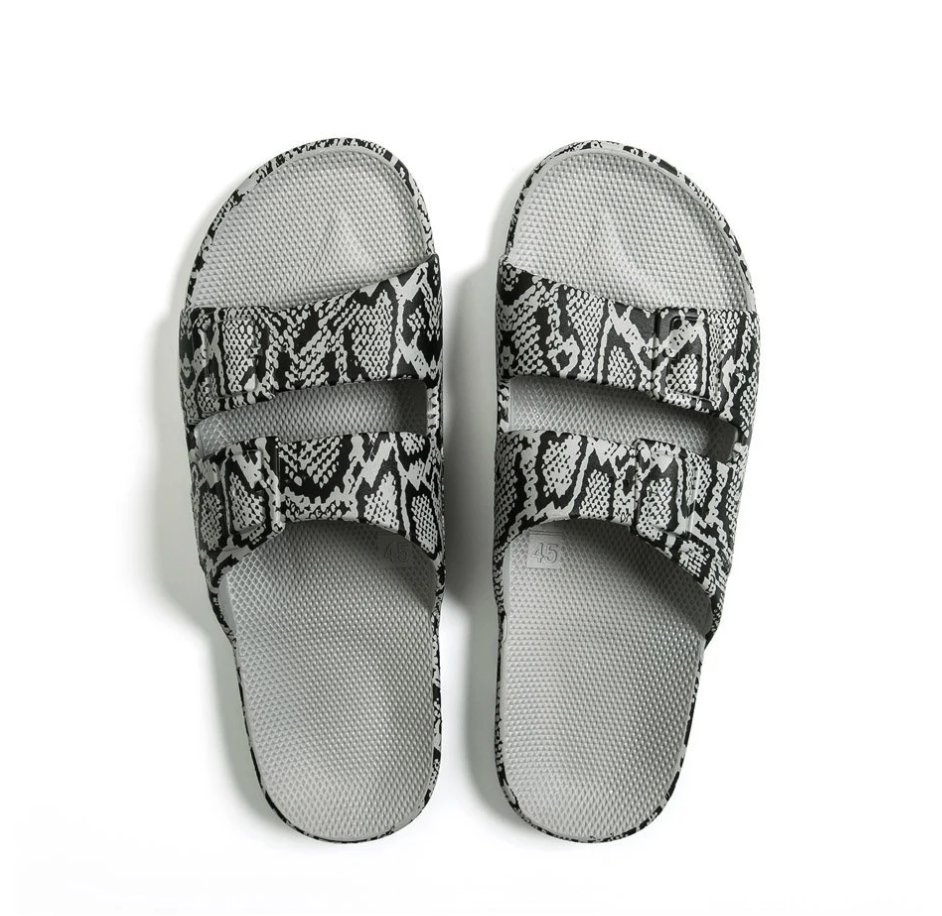 Cobra Grey Slides