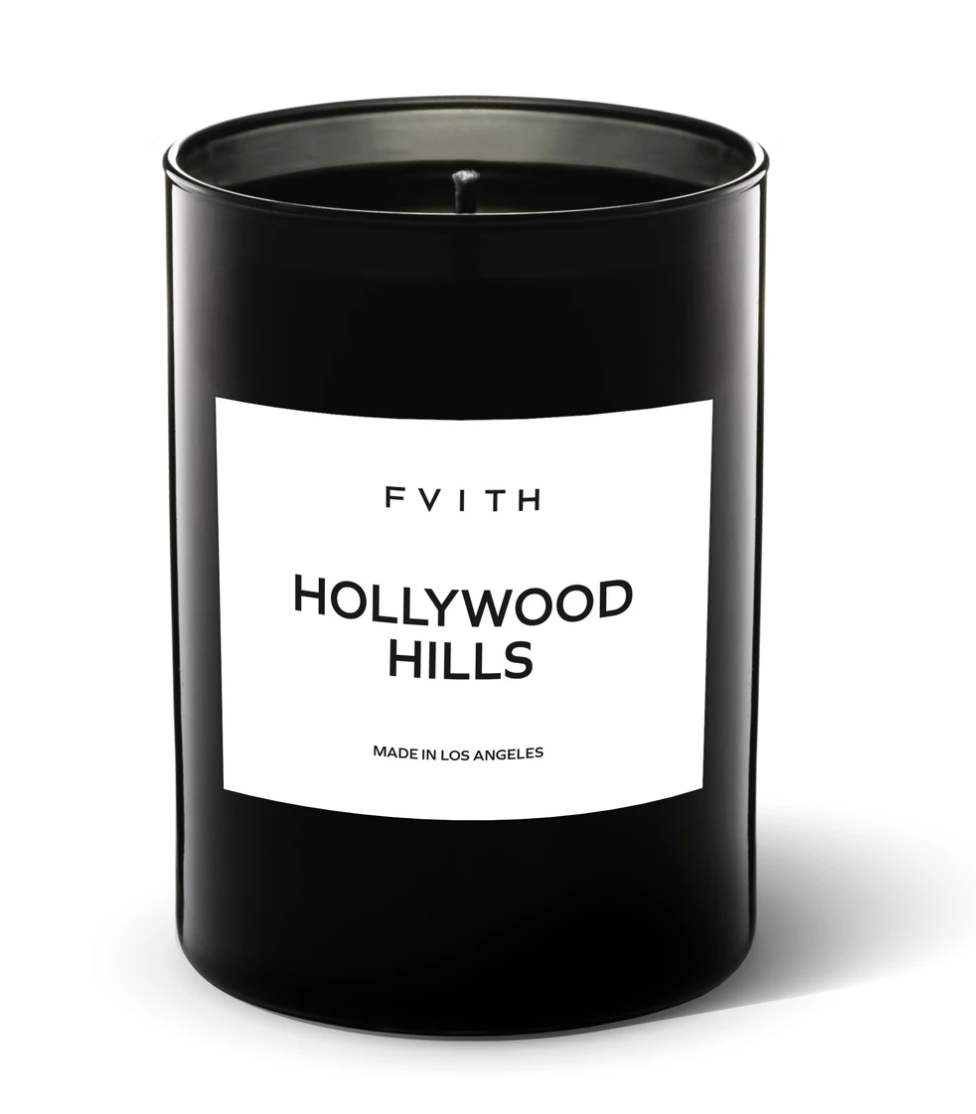 Hollywood Hills Candle