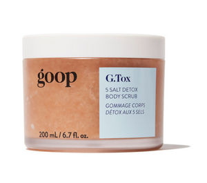 G.Tox 5 Salt Body Scrub