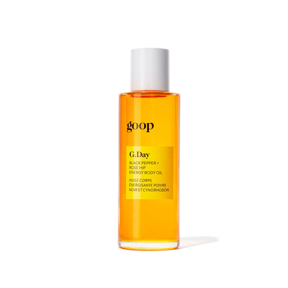 Goop G. Day Body Oil