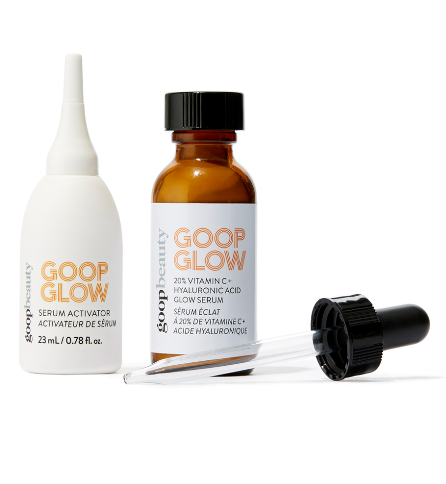 Goop Glow 20% Vitamin C  + Hyaluronic Acid Glow Serum