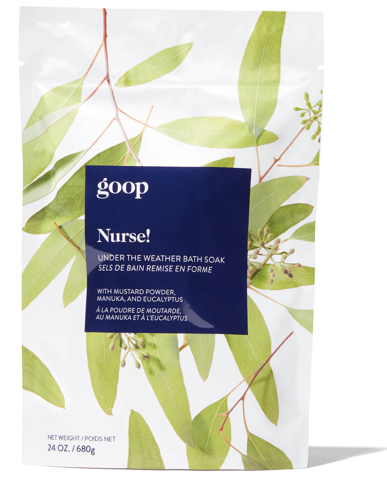 Goop Nurse! Bath Soak