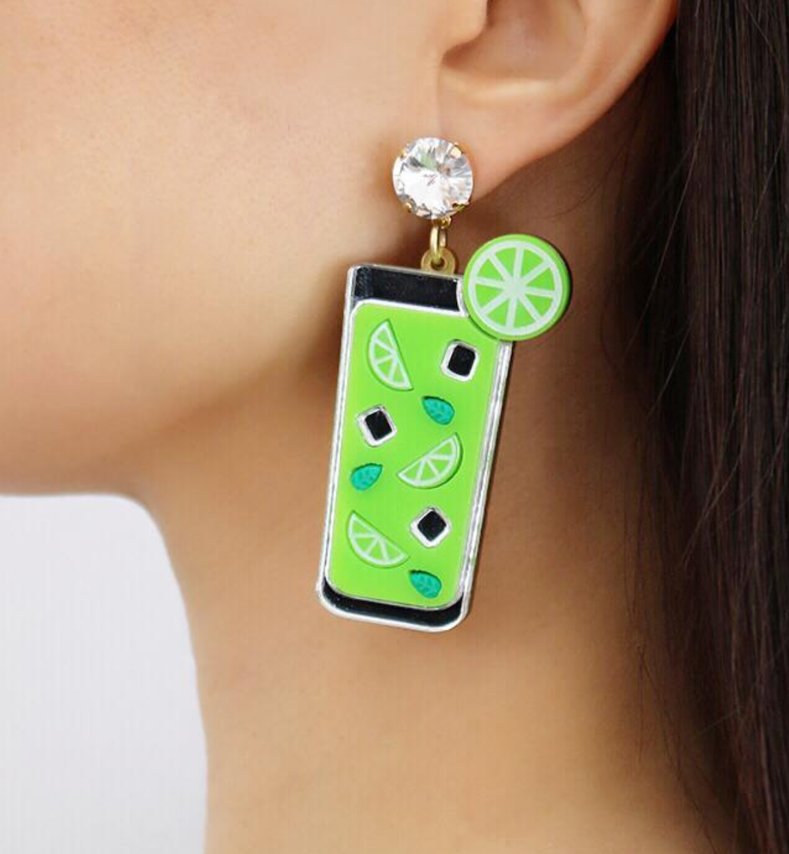 Jennifer Loiselle Mojito Earrings