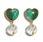 Lizzie Fortunato Tide Pool Earrings