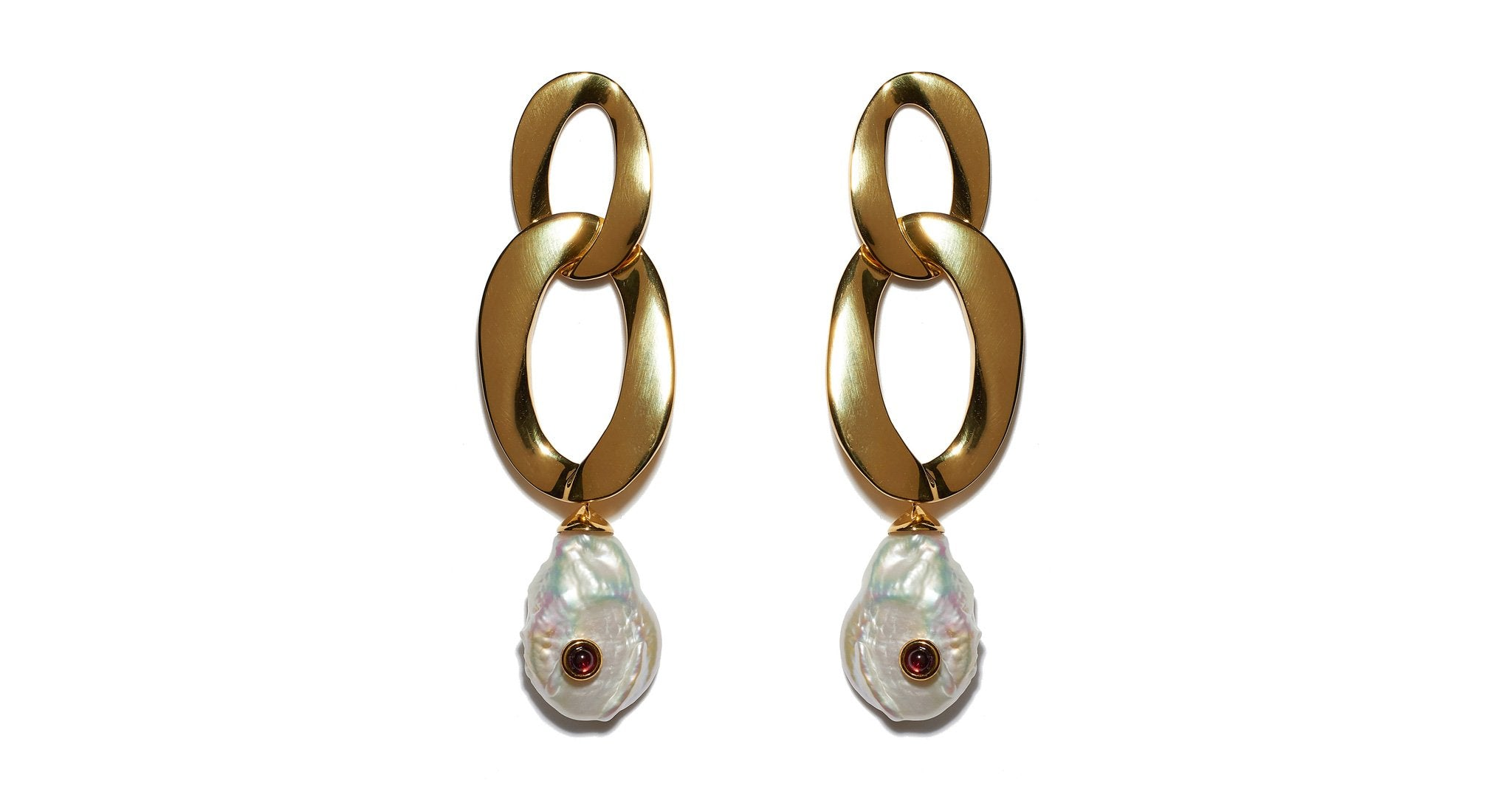 Lizzie Fortunato Basilicata Earrings