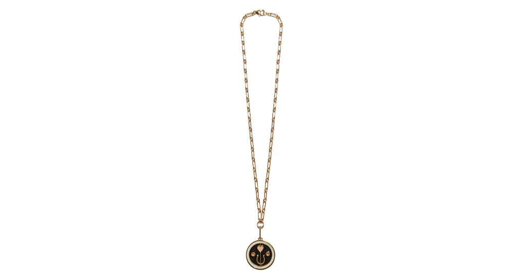 Lizzie Fortunato Fortune Necklace
