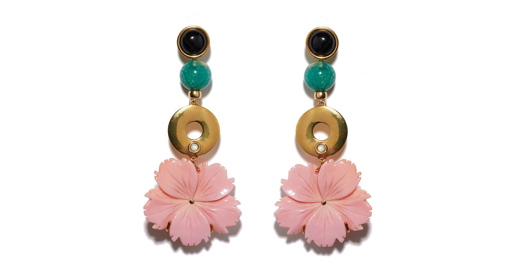 Lizzie Fortunato Sardina Earrings