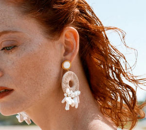 Lizzie Fortunato Ischia Earrings
