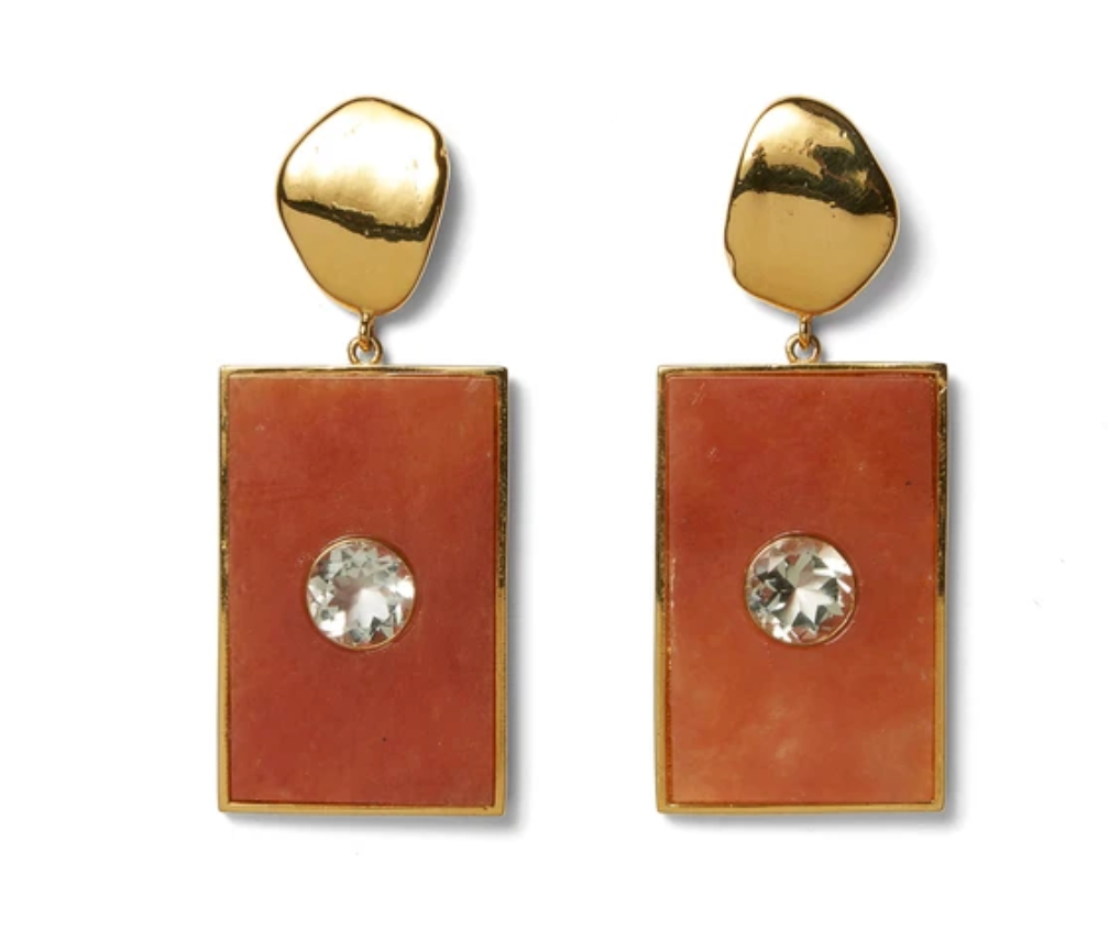 Lizzie Fortunato Santa Maria Earrings