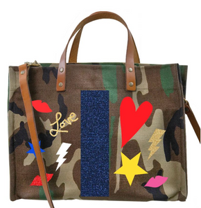 Parker Thatch Mimi Bag - Camo Love