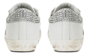 Philippe Model Paris Diamond Sneakers - White