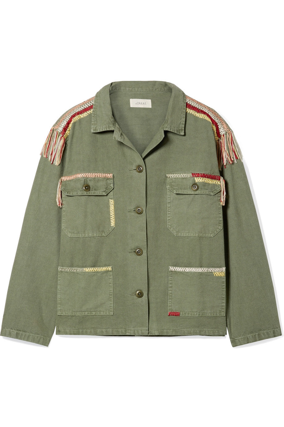 The Great The Sergent Jacket - Army