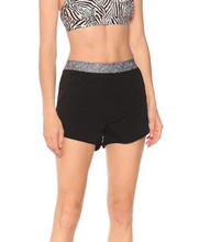 Zebra Run Short