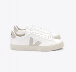 Veja Campo Leather - White/Natural