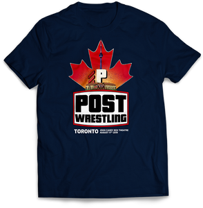 POST Wrestling Live in Toronto | T-Shirt