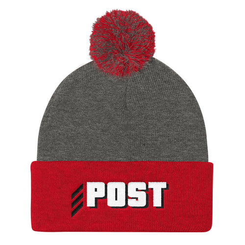 POST Wrestling | Pom-pom Toque