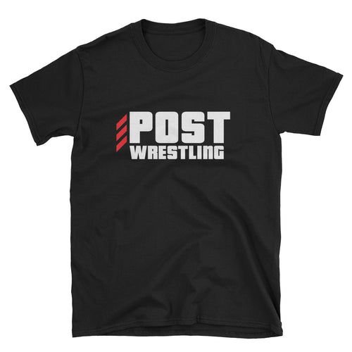 POST Wrestling | T-Shirt (Black)