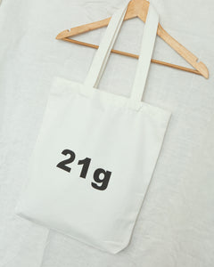 21G Canvas Tote Bag