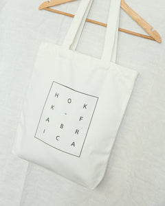 HOKK Fabrica Canvas Tote Bag
