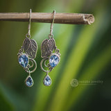 Anting Kembang Harum Model Dangle Earrings