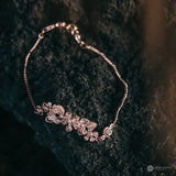Flamboyan Collection Bracelet Rose Gold Plated
