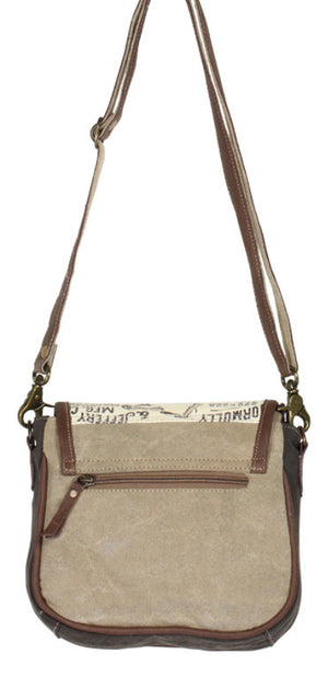 Ramblers Crossbody Shoulder Bag - The Wall Kids, Inc.