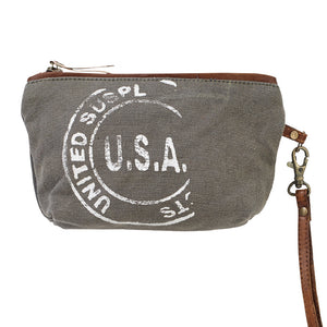 USA SMALL CLUTCH - The Wall Kids, Inc.