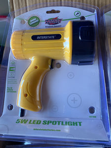 Interstate spotlights  Yellow - The Wall Kids, Inc.