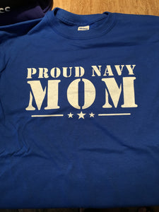 Proud Navy Mom - The Wall Kids, Inc.