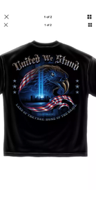 United We Stand 911 Eagle T-Shirt - The Wall Kids, Inc.