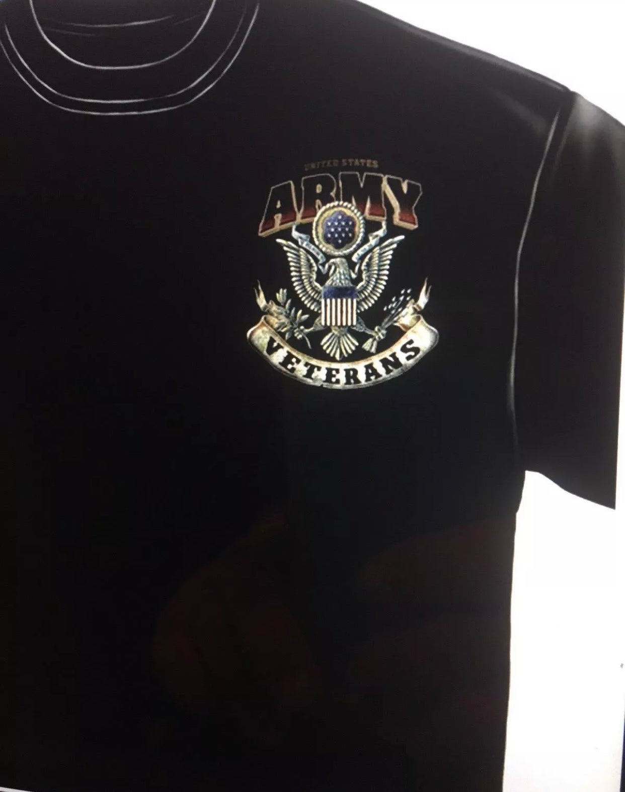 Army Proud To Have Served Veteran T- Shirt - The Wall Kids, Inc.