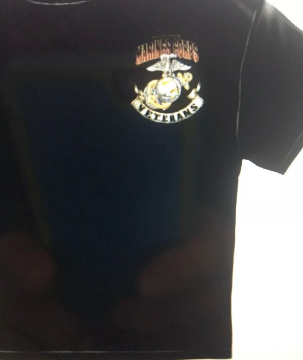 Marine Corps Proud To Have Served Veterans T-Shirt - The Wall Kids, Inc.